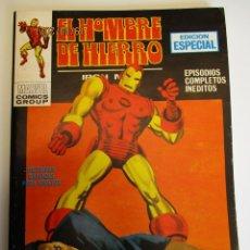 Cómics: IRON MAN (1969, VERTICE) -EL HOMBRE DE HIERRO- 7 · I-1970 · EL PRINCIPIO DEL FIN ** EXCELENTE**. Lote 283254573