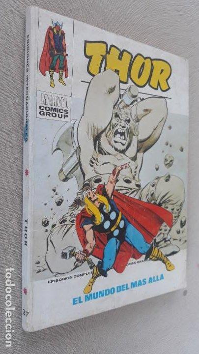 THOR VÉRTICE VOLUMEN VOL. 1 Nº 37 (Tebeos y Comics - Vértice - Thor)