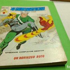 Cómics: VÉRTICE VOL 1 LOS 4 FANTASTICOS Nº 65 TACO 30 PTS 1973. Lote 283273993