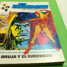 Cómics: VÉRTICE VOL1 LOS VENGADORES Nº 34 TACO 25 PTS 1972-BUEN ESTADO. Lote 283274838