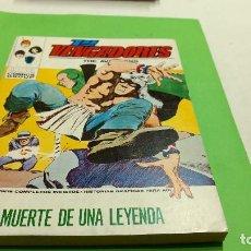 Cómics: VÉRTICE VOL1 LOS VENGADORES Nº 37 TACO 25 PTS 1972-BUEN ESTADO. Lote 283274998