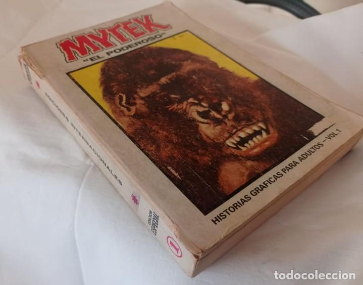 MYTEX EL PODEROSO EDIC.VERTICE 1969 N°1 (Tebeos y Comics - Vértice - Otros)