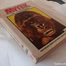 Cómics: MYTEX EL PODEROSO EDIC.VERTICE 1969 N°1. Lote 283306358