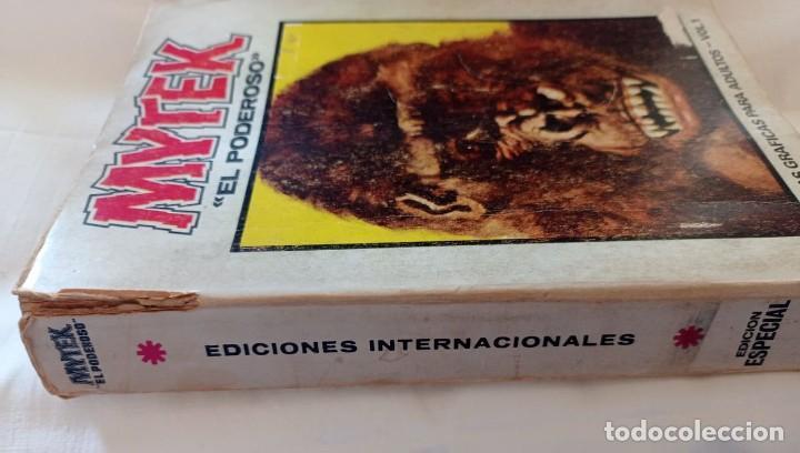 Cómics: MYTEX EL PODEROSO EDIC.VERTICE 1969 N°1 - Foto 2 - 283306358
