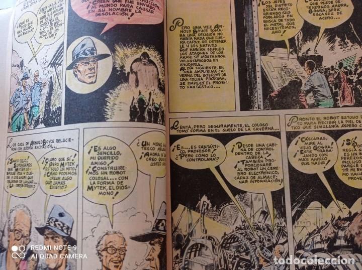 Cómics: MYTEX EL PODEROSO EDIC.VERTICE 1969 N°1 - Foto 5 - 283306358