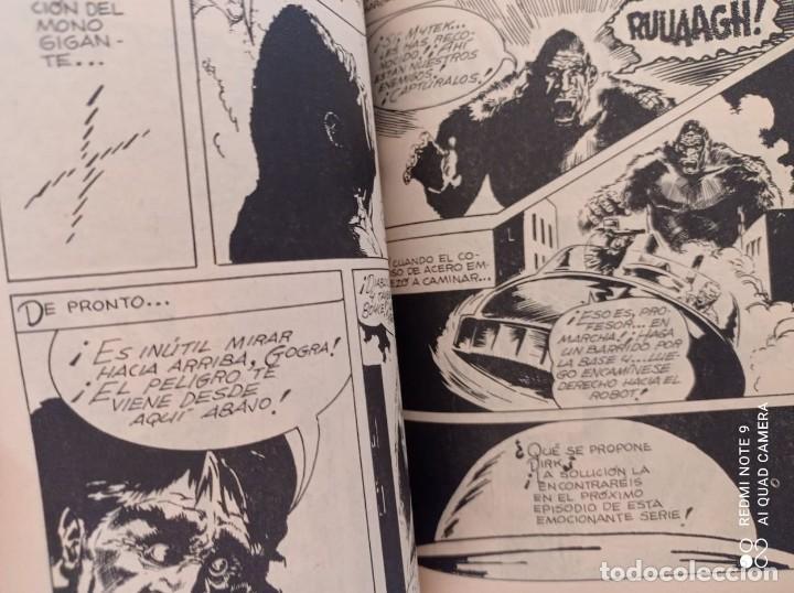 Cómics: MYTEX EL PODEROSO EDIC.VERTICE 1969 N°1 - Foto 6 - 283306358