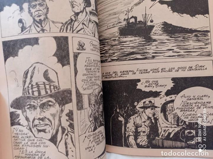 Cómics: MYTEX EL PODEROSO EDIC.VERTICE 1969 N°1 - Foto 7 - 283306358