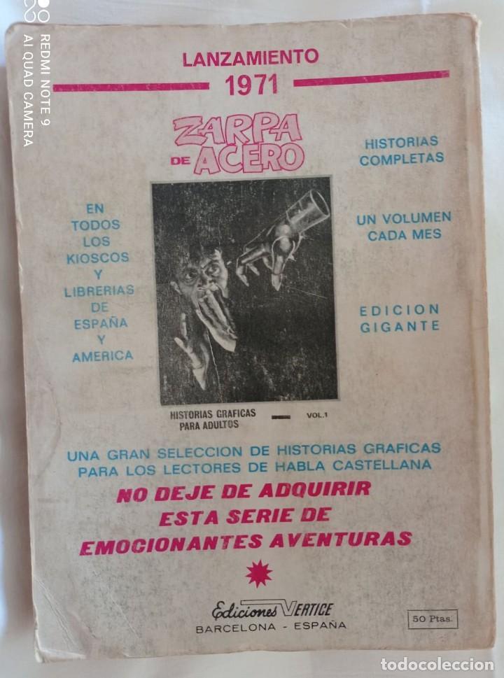 Cómics: MYTEX EL PODEROSO EDIC.VERTICE 1969 N°1 - Foto 8 - 283306358