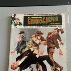 Cómics: EL HOMBRE ENMASCARADO V1 N 6. BUEN ESTADO. 1973. Lote 283393993
