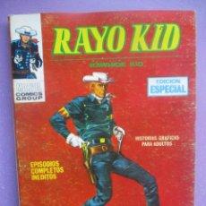 Cómics: RAYO KID Nº 12 VERTICE TACO ¡¡¡ BUEN ESTADO!!!. Lote 283830573
