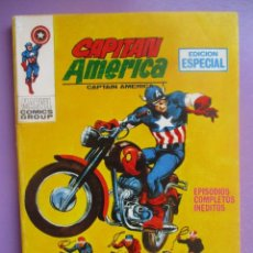 Cómics: CAPITAN AMERICA Nº 12 VERTICE TACO ¡¡¡ BUEN ESTADO!!!. Lote 283842233