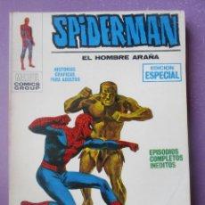 Cómics: SPIDERMAN Nº 11 VERTICE TACO ¡¡¡ BUEN ESTADO!!! 1ª EDICION. Lote 283846498