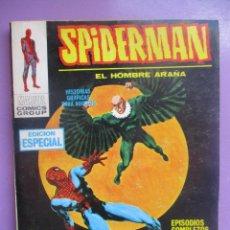 Cómics: SPIDERMAN Nº 19 VERTICE TACO ¡¡¡ BUEN ESTADO!!! 1ª EDICION. Lote 283846823