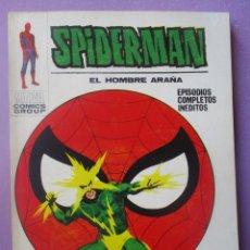 Cómics: SPIDERMAN Nº 35 VERTICE TACO ¡¡¡ BUEN ESTADO!!!. Lote 283847518