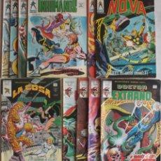 Cómics: LOTE 11 COMICS SELECCIONES MARVEL / Nº 1 AL 4 - 37 Y 38 - 52 AL 56 / ED. VERTICE - REF.045. Lote 284295773