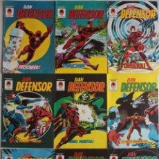 Cómics: DAN DEFENSOR / Nº1 AL 9 / MUNDICOMICS ED. VERTICE - REF.047. Lote 284297828