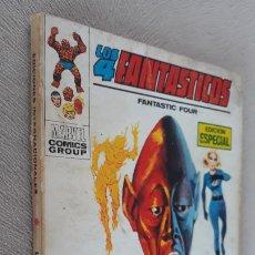 Cómics: LOS 4 FANTÁSTICOS VÉRTICE VOLUMEN VOL. 1 Nº 6. Lote 284417938
