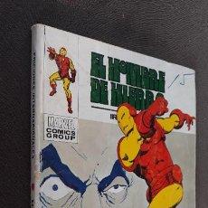 Cómics: EL HOMBRE DE HIERRO IRON MAN VÉRTICE VOLUMEN VOL. 1 Nº 29. Lote 284418268