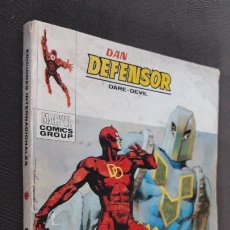 Cómics: DAN DEFENSOR DAREDEVIL VÉRTICE VOLUMEN VOL. 1 Nº 37. Lote 284418953