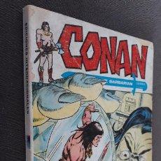 Comics : CONAN EL BÁRBARO VÉRTICE VOLUMEN VOL. 1 Nº 14. Lote 284420283
