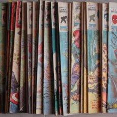 Cómics: LOTE DE 44 COMICS SUPER HÉROES PRESENTA / VOL 2 / ED. VÉRTICE - REF.056. Lote 284442668