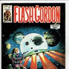 Cómics: FLASH GORDON - VOL. 2 - Nº 5 - ROLDÁN EL TEMERARIO - VERTICE 1979. Lote 284461308