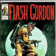 Cómics: FLASH GORDON - VOL. 1 - Nº 8 - EL CASO DE LOS TESOROS DE ARTE ESFUMADOS - VERTICE 1973. Lote 284462458
