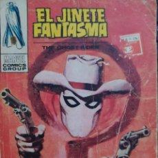 Comics : EL JINETE FANTASMA VOL.1 Nº 3 TENEBROSO MISTERIO - EDICIONES VERTICE. Lote 284512178
