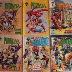 Cómics: LOTE 6 COMICS PATRULLA X / Nº 1 AL 6 / ED VERTICE - REF.073. Lote 284720828