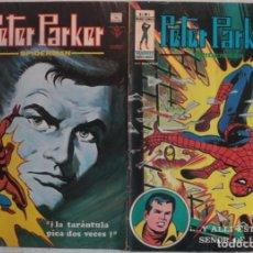 Cómics: PETER PARKER SPIDERMAN / VOL 1 / Nº 1 Y 2 / ED VÉRTICE - REF.075. Lote 284721768