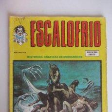 Comics: ESCALOFRIO Nº 50 CABEZA DE DEMONIO VERTICE ARX142. Lote 285056578