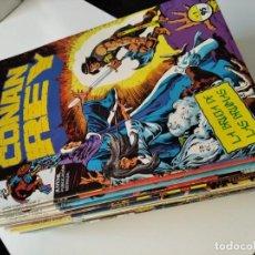Comics : CONAN REY (MAGNIFICO LOTE) NO VERTICE- KIOSCO.-. Lote 285231463