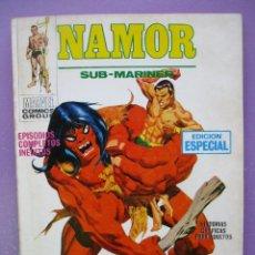 Cómics: NAMOR Nº 19 VERTICE TACO ¡¡¡ MUY BUEN ESTADO!!!. Lote 285381728