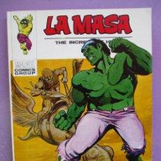 Cómics: LA MASA Nº 27 VERTICE TACO ¡¡¡ EXCELENTE ESTADO!!!. Lote 285389588