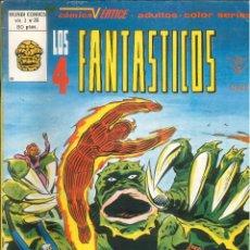 Cómics: LOS 4 FANTÁSTICOS VOLUMEN 3 NÚMERO 30 VÉRTICE MARVEL. Lote 285433898