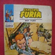 Cómics: SARGENTO FURIA, EL ENAMORADO DE LA GUERRA. MARVEL COMICS GROUP. EDICIONES VÉRTICE 23.. Lote 285523923