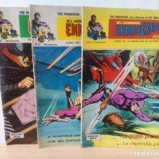 Cómics: LOTE DE 3 COMICS-EL HOMBRE ENMASCARADO-AÑOS 70. Lote 285550883