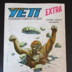 Cómics: YETI (1968, VERTICE) 4 · 1968 · EL YETI ATÓMICO. Lote 285731813
