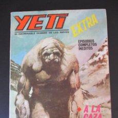 Cómics: YETI (1968, VERTICE) 1 · 1968 · A LA CAZA DEL YETI. Lote 285732748