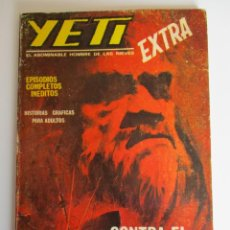 Cómics: YETI (1968, VERTICE) 2 · 1968 · CONTRA EL PODER NEGRO. Lote 285733133