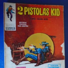 Cómics: (COM-210907)EDICIONES VERTICE - 2 PISTOLAS KID - Nº 4 - 25 PTS.. Lote 285975053