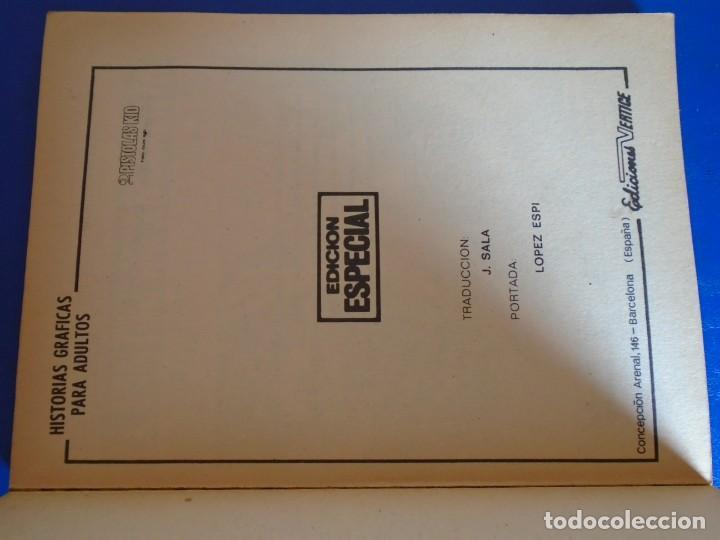 Cómics: (COM-210907)EDICIONES VERTICE - 2 PISTOLAS KID - Nº 4 - 25 PTS. - Foto 3 - 285975053