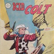 Comics : KID COLT Nº 2 - ¡CON UN RIFLE EN LA ESPALDA! - EDICIONES VERTICE - BUEN ESTADO.. Lote 286174853