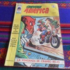 Cómics: VÉRTICE VOL. 3 CAPITÁN AMÉRICA Nº 15 LA VENGANZA DE CRÁNEO ROJO. 1977. 35 PTS. Nº 45. A TODO COLOR.. Lote 5647313