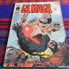 Cómics: VÉRTICE VOL. 3 LA MASA Nº 5 UMBU, EL NO VIVO. 1976. 35 PTS. REGALO Nº 41. A TODO COLOR.. Lote 5647335