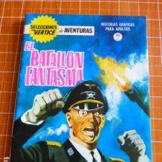 Fumetti: COMIC SELECCIONES VERTICE EL BATALLON FANTASMA. Lote 286323903