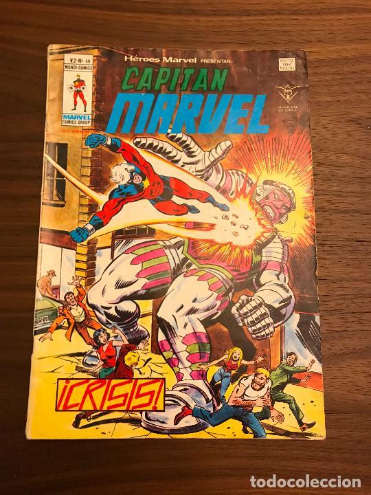 HEROES MARVEL Nº 49 VOLUMEN 49 , EDITORIAL VÉRTICE (Tebeos y Comics - Vértice - V.2)
