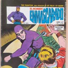 Cómics: EL HOMBRE ENMASCARADO VOL. 1 Nº 56. VERTICE 1979. BUEN ESTADO. Lote 286719778