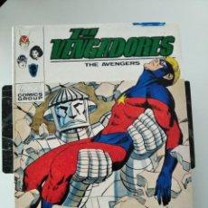 Comics : (VERTICE -V.1) LOS VENGADORES - Nº: 41.- BE.-ALTO. Lote 286964673