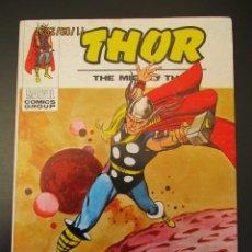 Cómics: THOR (1970, VERTICE) 29 · 1973 · RENUNCIA A ESTE MUNDO. Lote 286995498